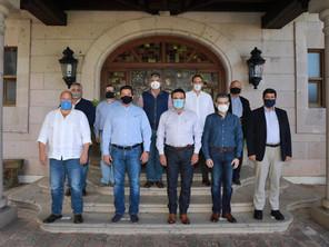 Sostiene Alianza Federalista reunión urgente en Michoacán