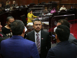 Por consenso se constituyen comisiones en Congreso de Michoacán.