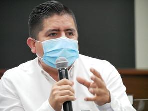 Serán vacunados 111 mil adultos mayores en Morelia a partir de la próxima semana: Roberto Pantoja A.