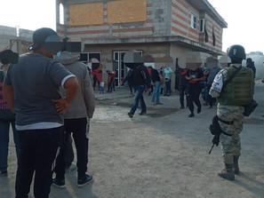 POR TRÁFICO DE 136 INDOCUMENTADOS, FGR OBTIENE VINCULACIÓN A PROCESO