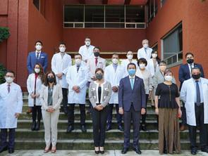 Médicos tienen que adaptarse a nuevas formas de prestar servicios: Diana Carpio