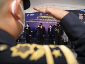 Sólo en Michoacán: primera Unidad Especializada en Investigación y Recepción de Denuncias