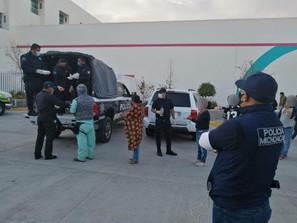 En Michoacán, atención policial cercana a las y los michoacanos