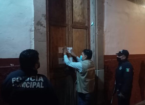 Suspendidos dos establecimientos en Pátzcuaro por no cumplir las medidas sanitarias