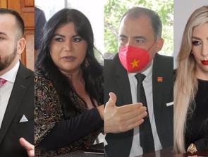 Diputados del PT acudieron al recinto legislativo en tiempo y forma para cumplir con la Ley