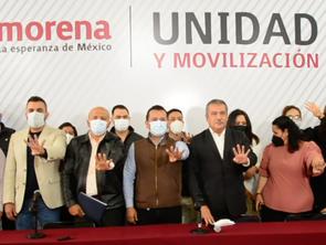 ¡Carlos Torres Piña candidato de Morena Sí por Morelia!