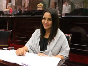 En conformación de comisiones legislativas deben privilegiarse los perfiles: Mónica Valdez