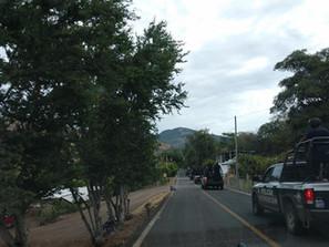 Localiza SSP a dos víctimas de tentativa de extorsión telefónica, en Tingüindín