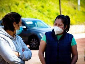 Mujeres, luchamos por menos desigualdad y más participación política: Laura Granados