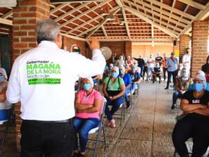 Política en salud preventiva, antes que curativa, compromete Magaña de la Mora para Michoacán