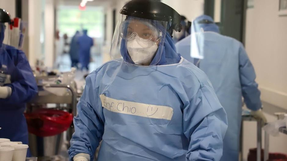 Registran unidades médicas de LC 64.1 por ciento de ocupación en áreas COVID-19