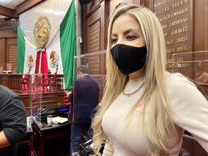 Con la nueva Ley, el gobierno de Michoacán tendrá mayor certeza jurídica: Belinda Hurtado