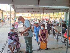 Gobierno de México enviará vacunas para Lázaro Cárdenas y Ciudad Hidalgo