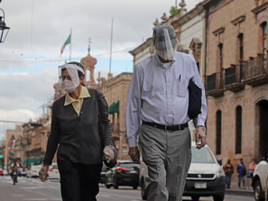 Morelia único municipio con Bandera Amarilla por incremento de contagios de de COVID-19