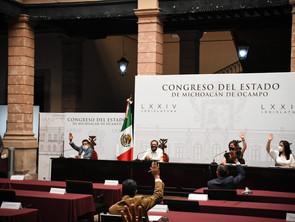 Congreso reestructura comisiones