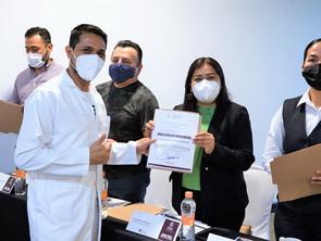 De manera satisfactoria concluyó tercera visita de evaluación y acreditación de unidades de la SSM
