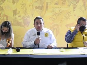 "Revira Equipo Por Michoacán al de Transición de Bedolla. ""Esas son puras mentiras"""