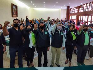 Participación de las mujeres, determinante para el cambio en Michoacán: Magaña de la Mora