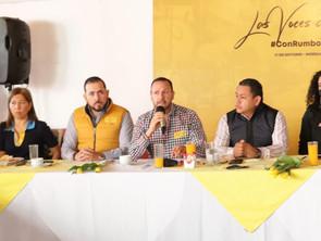 Penoso que a pocos días de gestión, el gobierno estatal recurra a créditos: PRD Michoacán