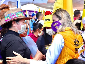 PRD Michoacán inicia el camino hacia la  reorganización
