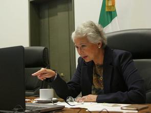 Llama secretaria de Gobernación a gobernadores electos, realizar una transición ordenada y pacífica