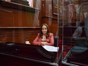El PAN, única oposición cuyo compromiso será únicamente con los michoacanos: Andrea Villanueva