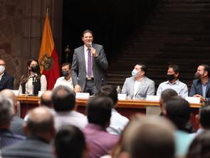 Presenta ayuntamiento de Morelia Manifiesto de Calidad Total