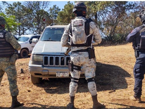 En acción interinstitucional, se aseguró un vehículo relacionado en hechos ilícitos