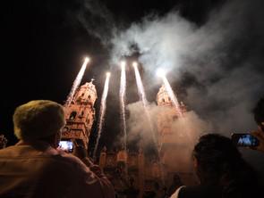 Reactiva Ayuntamiento Iluminación Escénica  de Catedral, Ante Baja en Contagios de Covid.