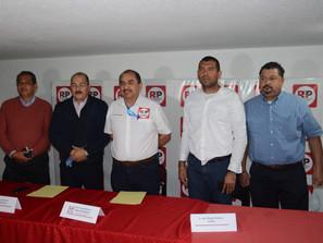 REDES SOCIALES PROGRESISTAS EN MICHOACAN PRESENTA A SUS COORDINADORES TERRITORIALES DE LA ZONA COSTA