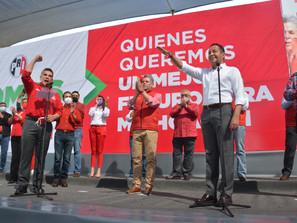 Es oficial, Carlos Herrera es candidato del PRI a la gubernatura de Michoacán
