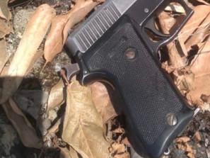 En acción interinstitucional, se realizó la detención de una persona en posesión de un arma