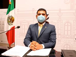 El uso obligatorio del cubrebocas en Michoacán por Ley es una acción afirmativa: Octavio Ocampo