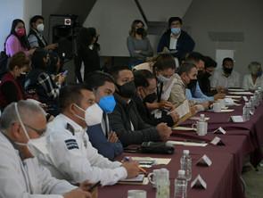 Actualiza Comité Municipal de Salud acuerdos para control de pandemia en Morelia