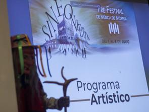 Morelia, el epicentro artístico de México con el Pre Festival de Verano con Sinfonietta