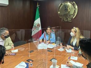 FGE comprometida en la atención a delitos contra grupos en situación de vulnerabilidad