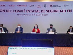 Congreso del Estado, pendiente se respeten medidas sanitarias en regreso a clases: Adriana Hernández