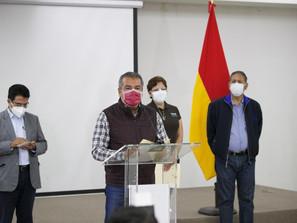 Anuncian Gobierno Estatal y Municipal nuevas medidas sanitarias para Morelia