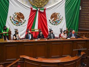 Diputados de la 75 Legislatura presentan Agenda Legislativa 2021-2024