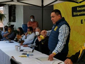 Exhorta el PRD Michoacán a ciudadanía a participar en el proceso electoral 2021