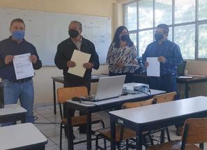 Imparte SEE taller de Microsoft Office 365 a docentes de la Secundaria Técnica 100