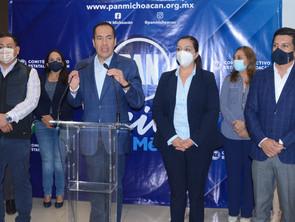 Responsabiliza Carlos Herrera al IEM de anulación de elección en Maravatío y Tacámbaro