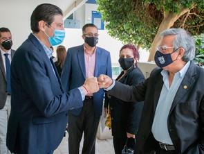 Junto a la ciudadanía lograremos que Morelia vuelva a brillar: Alfonso Martínez