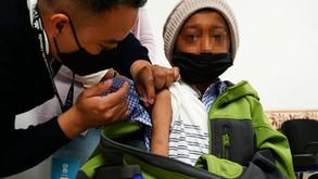 Aplicadas en Michoacán más de 3 mil dosis anti COVID-19 a jóvenes de 12 a 17 años