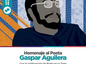 "SeCultura Morelia rendirá homenaje al Poeta ""Gaspar Aguilera"""