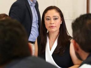 A impedir que agresores de mujeres sean candidatos, exhorta Miriam Tinoco