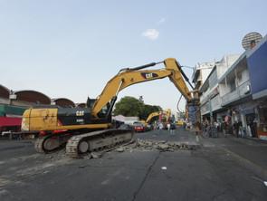 Gobierno de Morelia dará celeridad a rehabilitación de Av. Lázaro Cárdenas