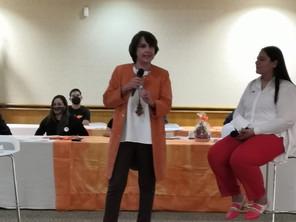 Busca MC Ingreso Mínimo Vital y garantizar piso parejo de género en procesos electorales: Patricia M