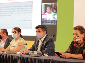 Con taller del IEM, fortalece CGCS capacitación interna en marco jurídico electoral