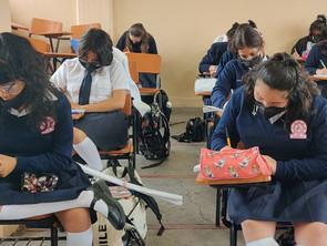 Con semáforo verde en Michoacán, el regreso seguro a clases presenciales es una realidad